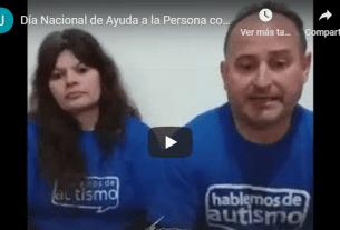 Día Nacional de Ayuda a la Persona con Autismo