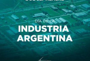 DÍA DE LA INDUSTRIA ARGENTINA