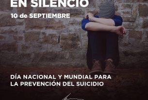Día Nacional y Mundial de la Prevención del Suicidio