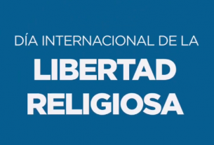 Derecho a la libertad de conciencia y religión o creencia