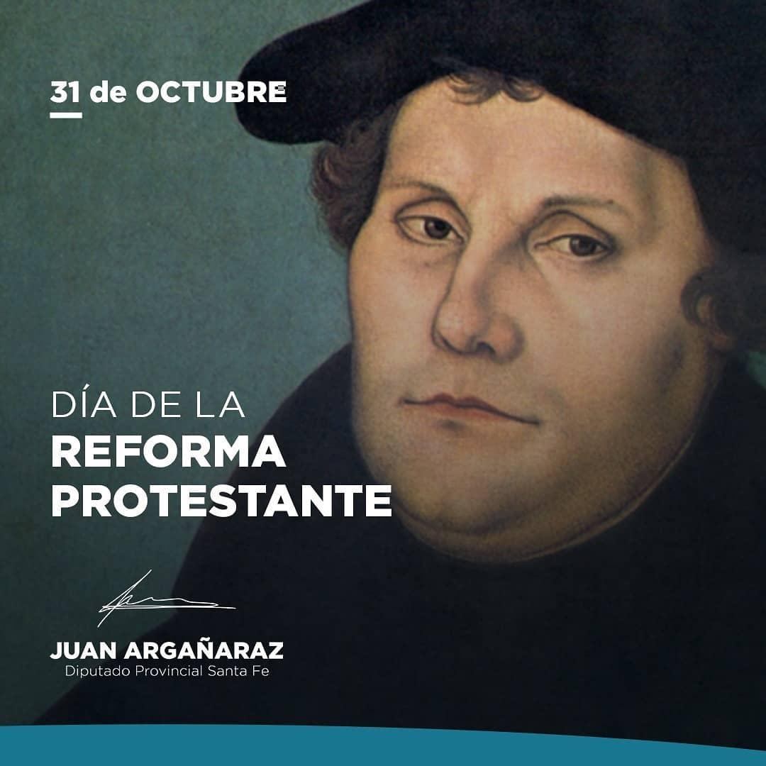 DÍA DE LA REFORMA PROTESTANTE