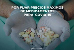 """Suba de precios en los medicamentos relacionados al tratamiento de """"covid-19"""""""