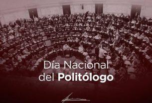 Día nacional del politólogo