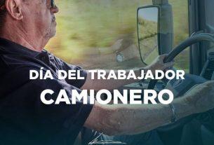 día para los Camioneros